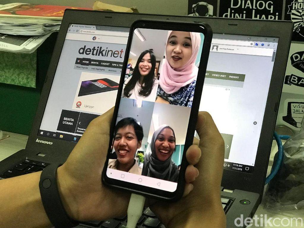 Video Call di Grup WhatsApp Jadi Lebih Gampang, Gini Caranya