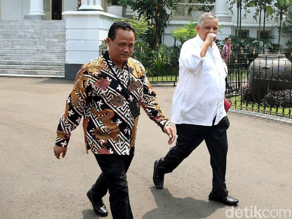 Telat Datang ke Istana Bogor, Sofyan Basir Tergesa-gesa