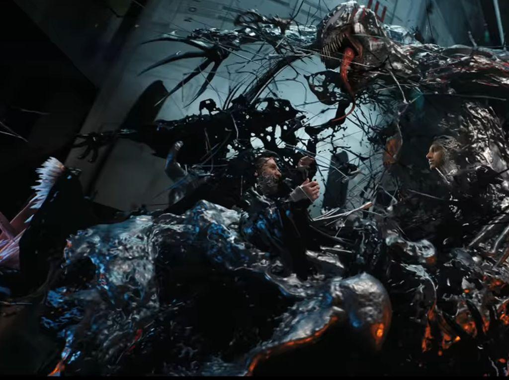 Siapakah Riot Lawan Sang Venom?