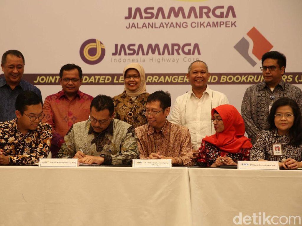 Jasa Marga Dapat Utang Rp 11,36 T Bangun Tol Japek Layang