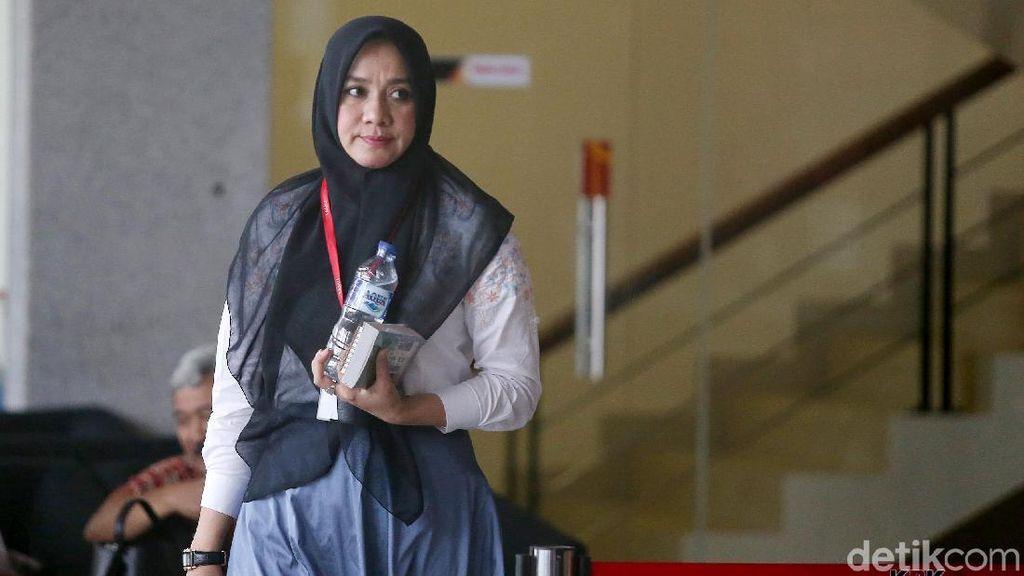 Istri Gubernur Aceh Diperiksa KPK
