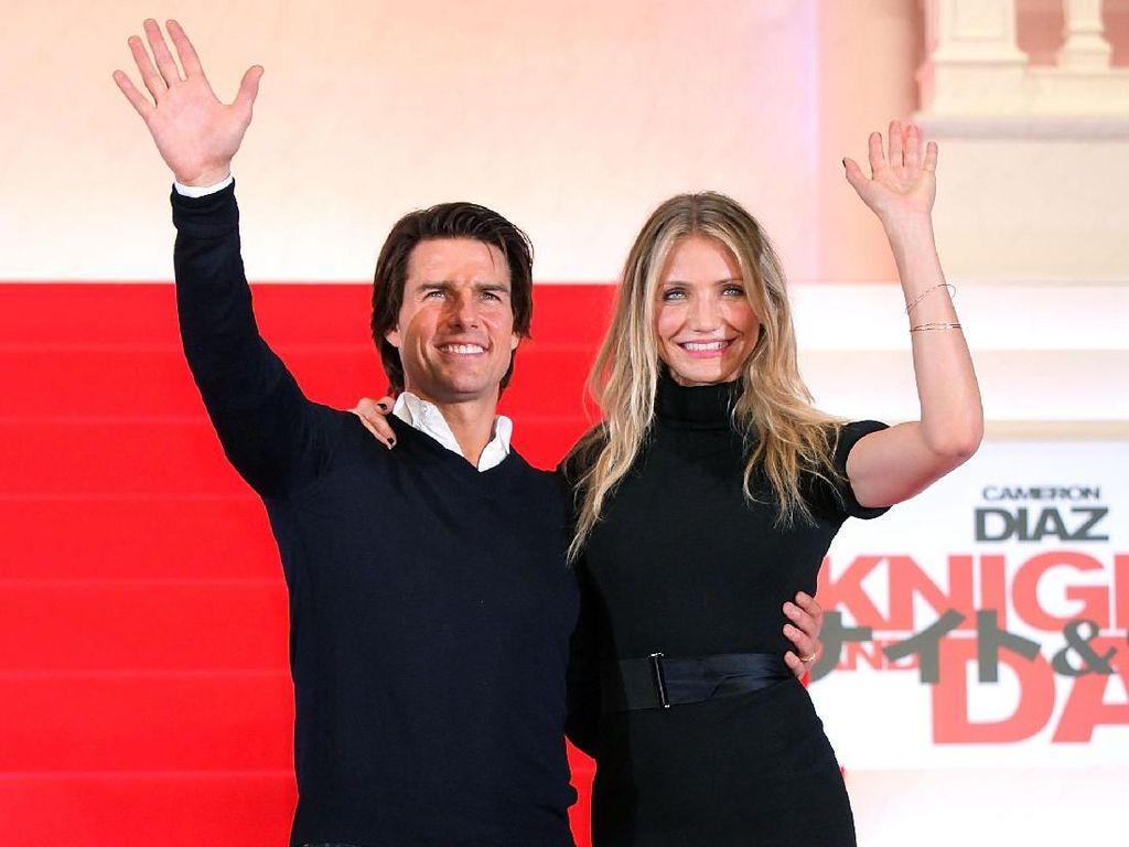 Pesona 15 Aktris Cantik di Film Tom Cruise, Demi Moore hingga Penelope Cruz
