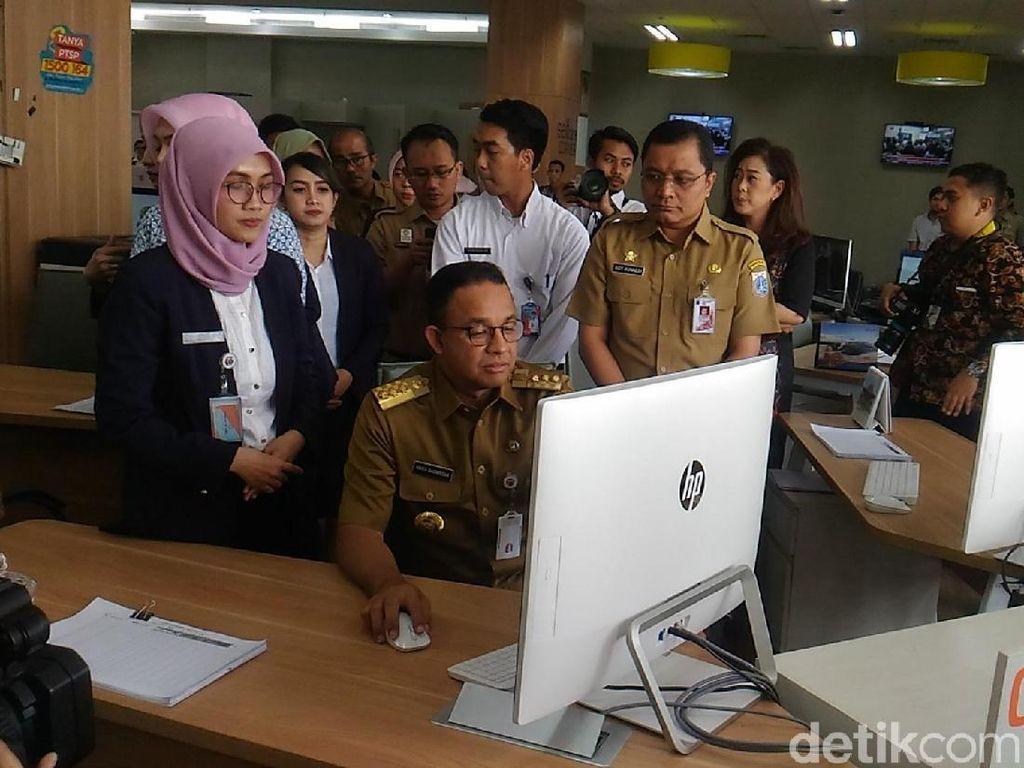 Resmikan Jakarta Investment Center, Anies: Sudah Masuk Rp 2,9 T
