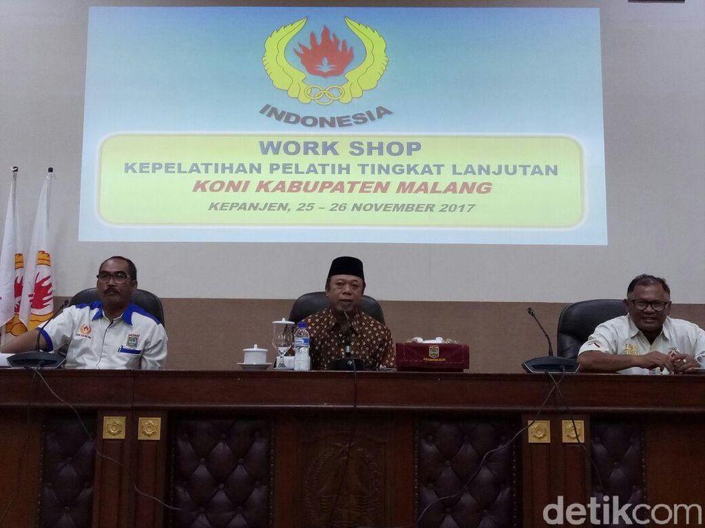 Pengelolaan Dana Hibah KONI Malang Dicabut, Tiru Surabaya?