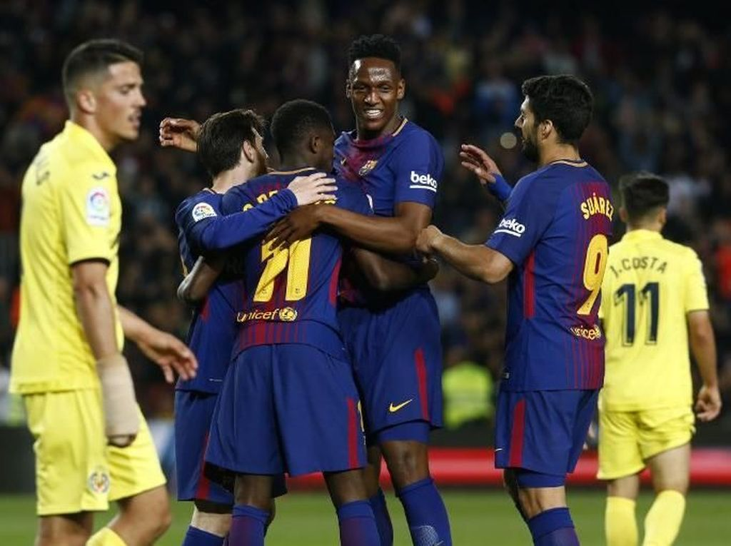 Kisah Mina Kalah Taruhan dari Messi dan Suarez