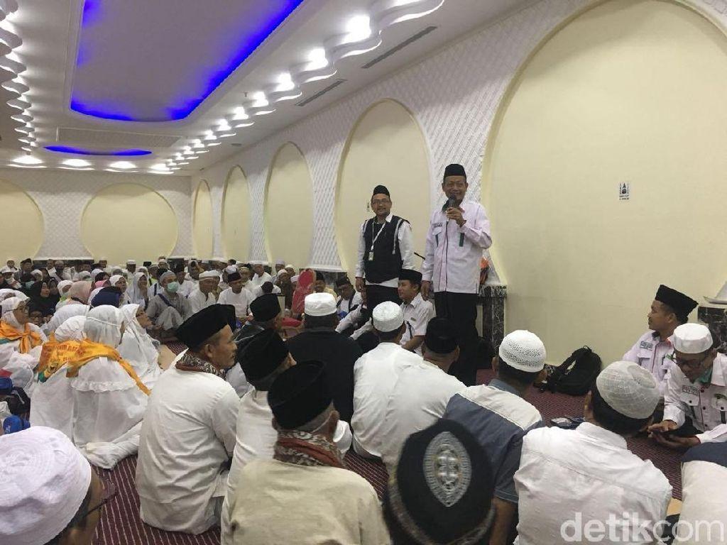 Jemaah Antusias dengan Penambahan Bimbingan Ibadah di Saudi