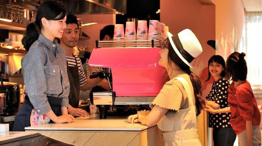 Foto: Beginilah Hotel Khusus Wanita di Jepang
