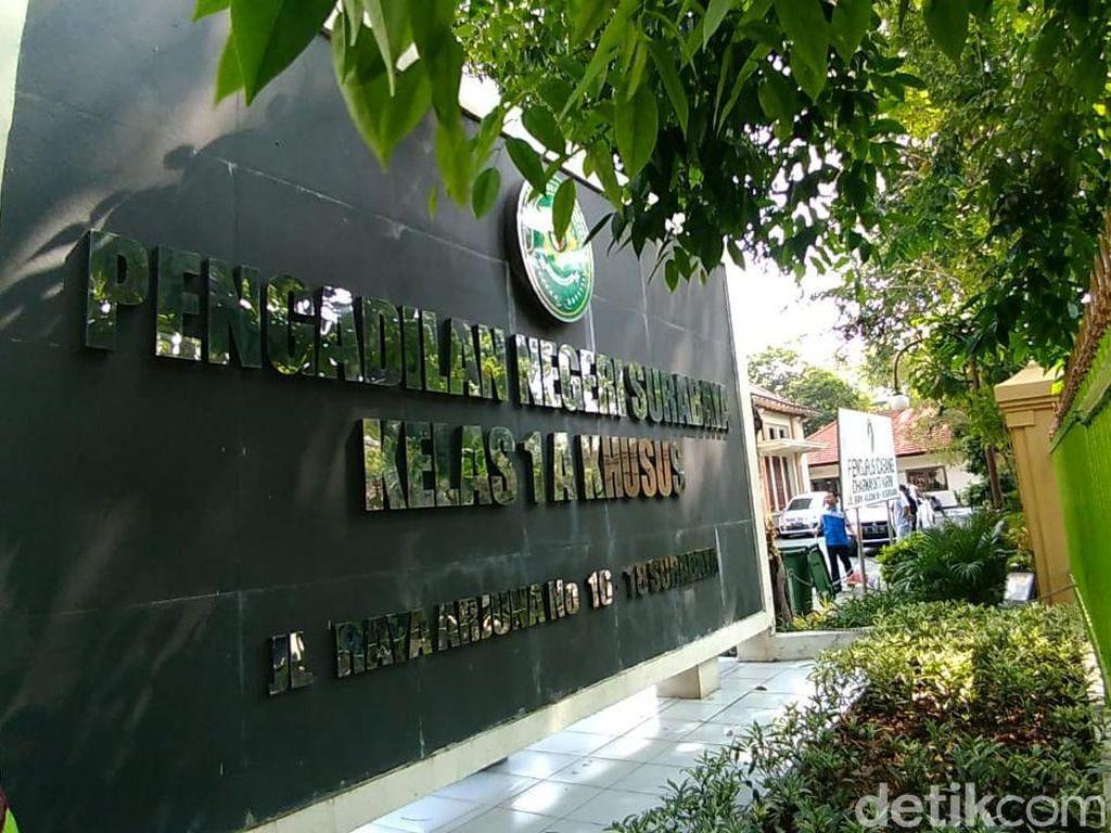 PN Surabaya Terima Permohonan Pasutri soal Tanam Embrio ke Wanita Lain