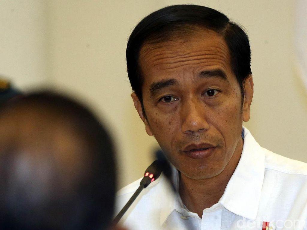 Cuitan Jokowi soal Kasus Novel Baswedan Genap Berusia Setahun