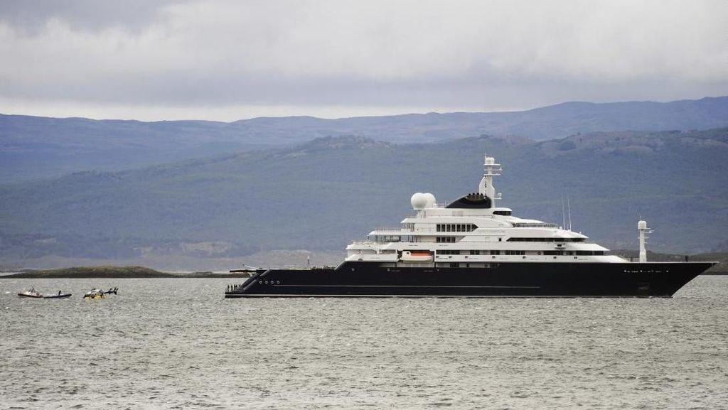 10 Super Yacht Termahal di Dunia dan Pemiliknya