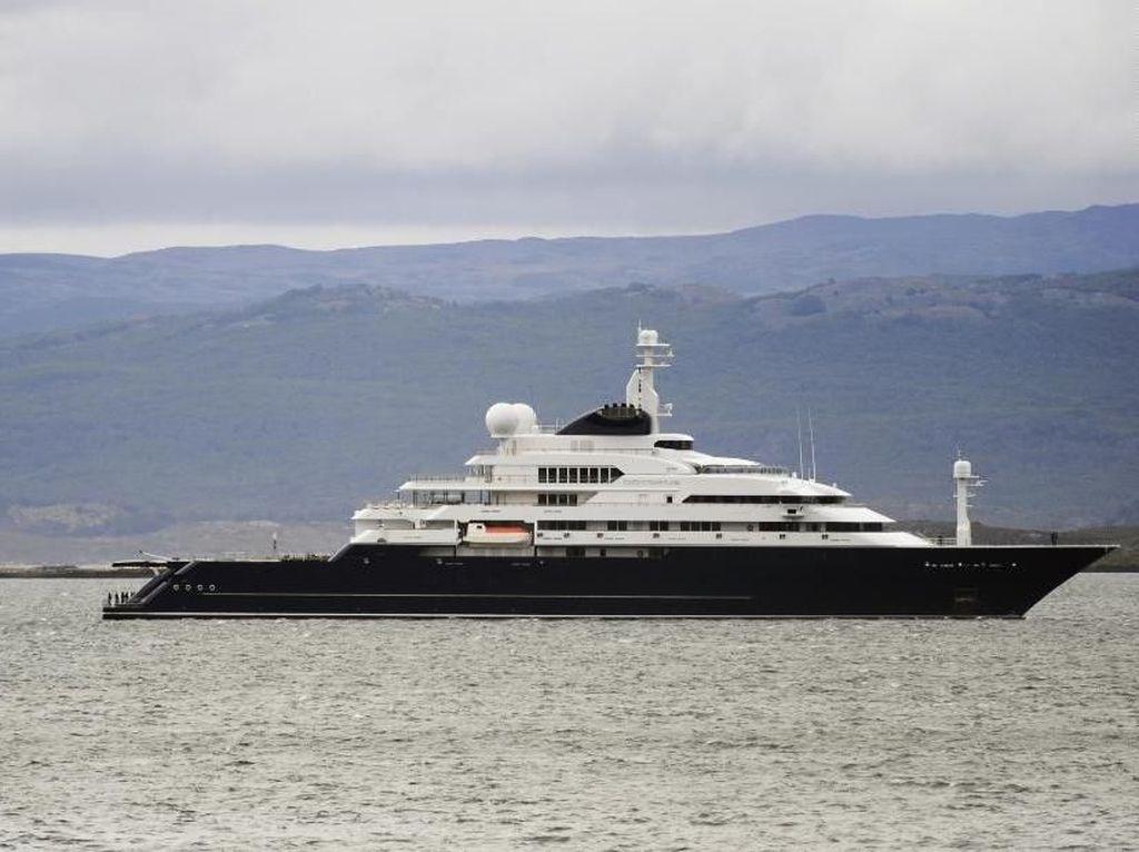 Kapal Yacht bakal Bebas Pajak, Regulasinya Rampung Tahun Ini