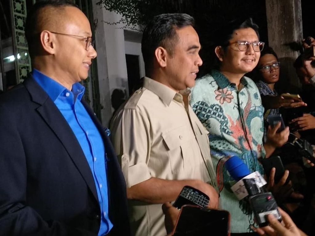 Tak Kunjung Deal, 4 Sekjen Parpol Pro-Prabowo Rapat Maraton