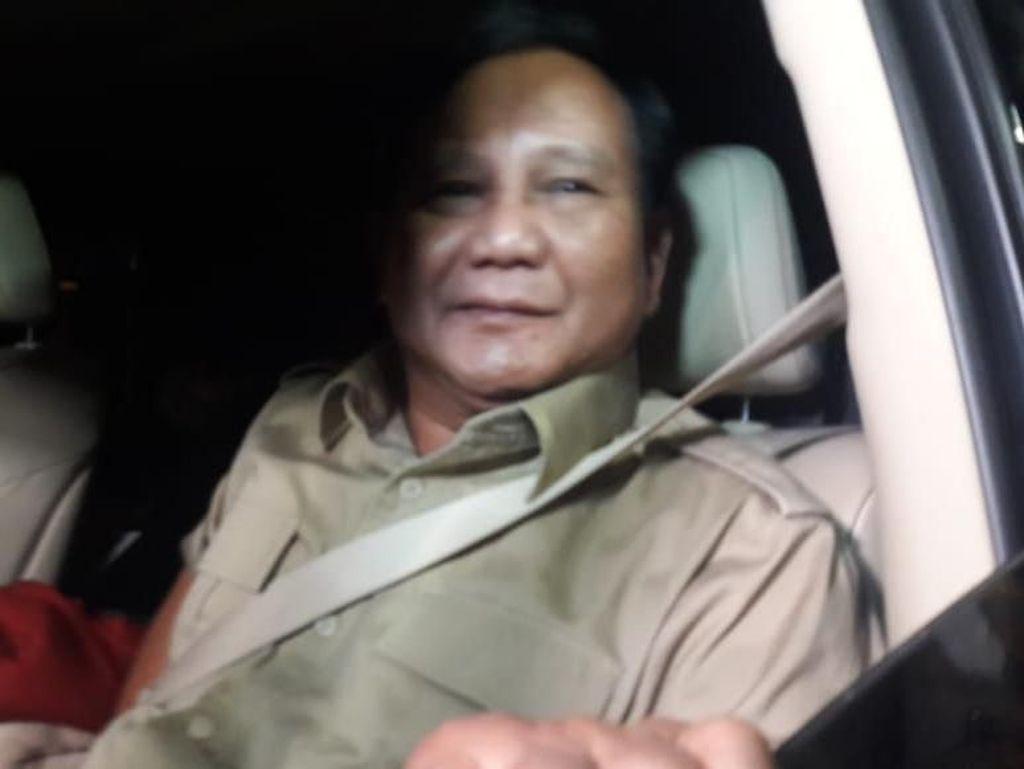 Peta Cawapres Prabowo: Tarik Ulur Pro UAS vs AHY