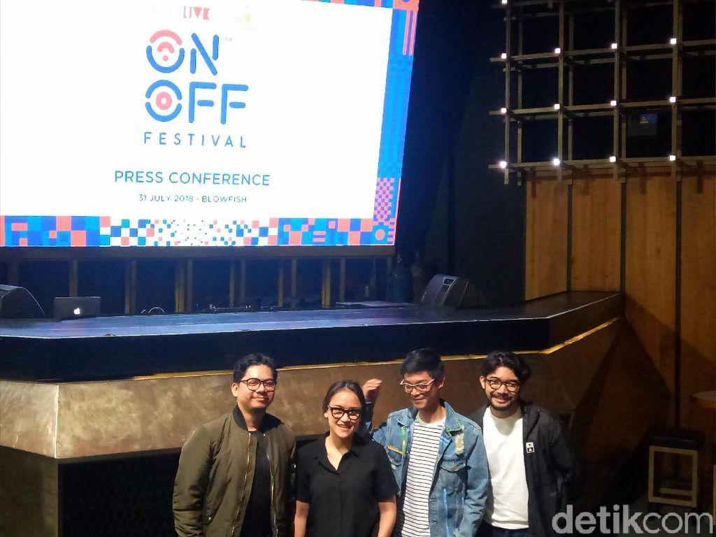 On Off Festival Siap Hadirkan Dunia Online Menjadi Offline
