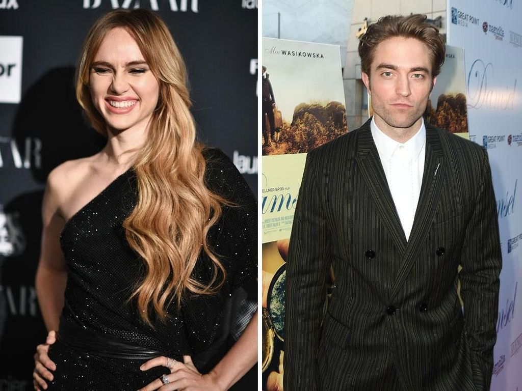 Foto: Model Cantik Suki Waterhouse, Kekasih Baru Robert Pattinson
