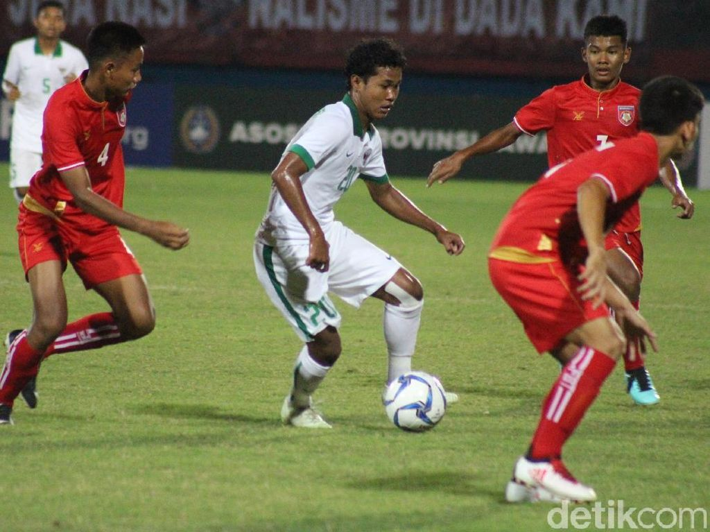 Top Skor Piala AFF U-16