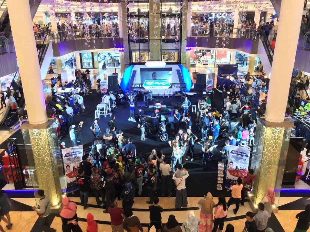 MAXI Yamaha & Sport Expo Makin Disukai Masyarakat