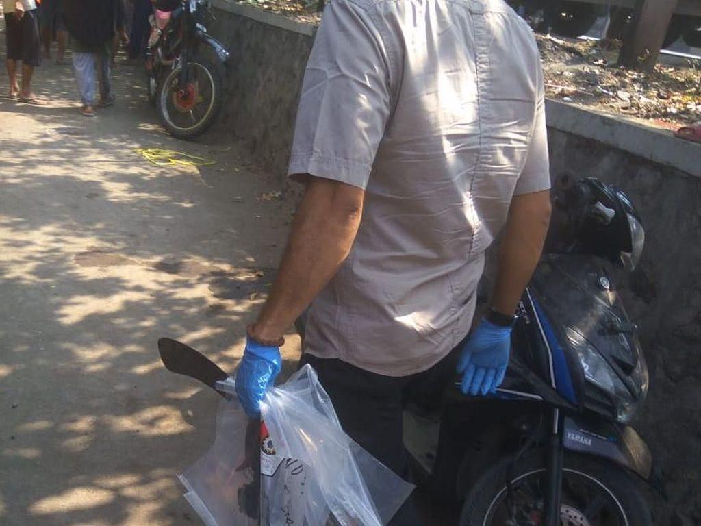 Suami-Istri Tewas Dalam Rumah, Polres Cirebon Sita Golok