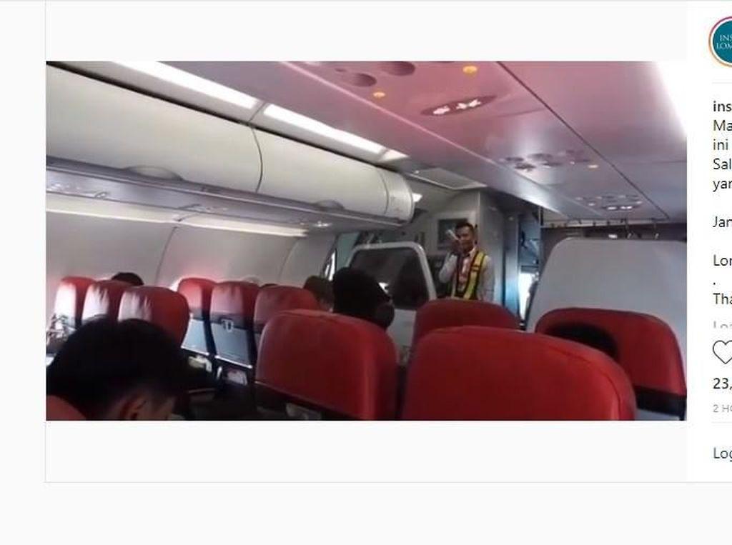 Soal Video Ucapan Haru AirAsia Pada Turis Malaysia Korban Gempa NTB