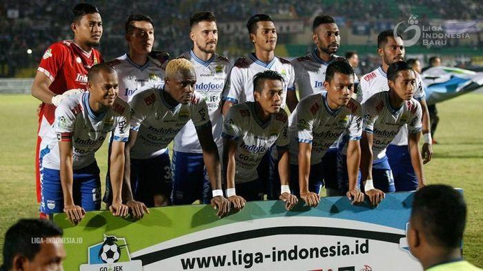 Persib Bandung bidik tiga angka lawan Mitra Kukar (Foto: Dokumentasi PT. Liga Indonesia Baru)