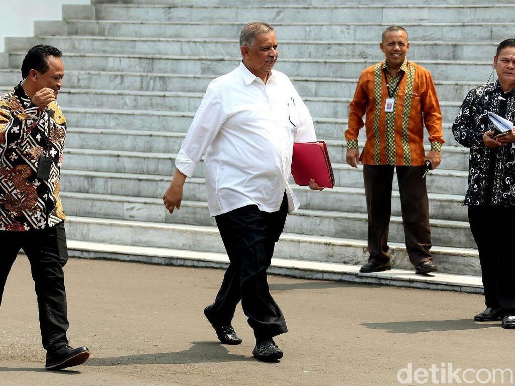 Tak Penuhi Panggilan KPK, Dirut PLN Ikut Ratas di Istana Bogor