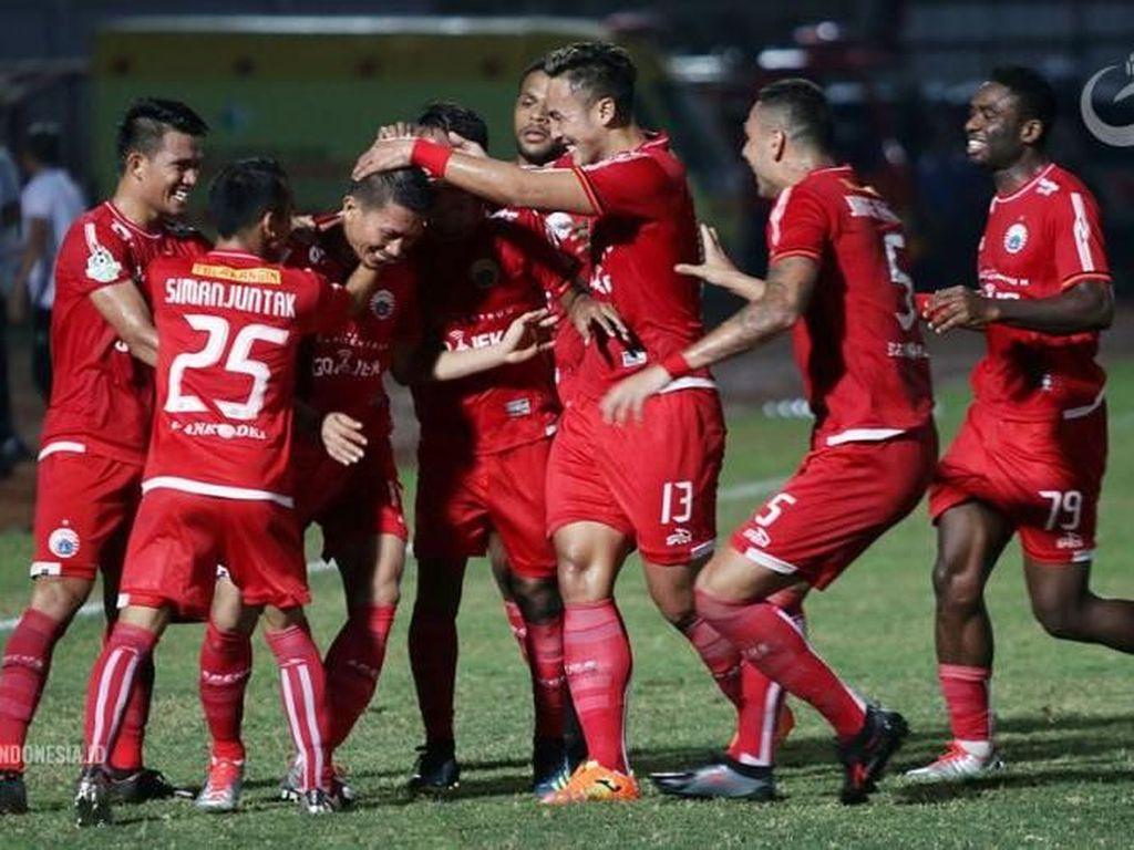 Persija Tak Akan Main-main di Piala Indonesia