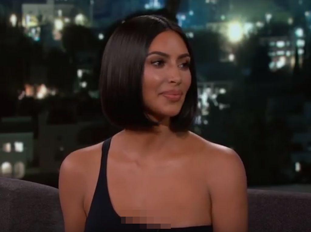 Teori Kim Kardashian Adalah Sosok Kiki di In My Feelings Drake