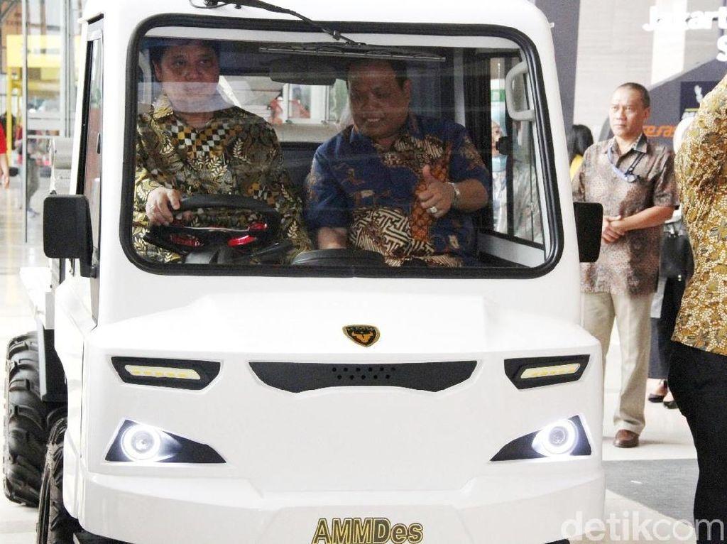 Tak Dilibatkan Esemka, Penggagasnya Banting Setir ke Mobil Desa