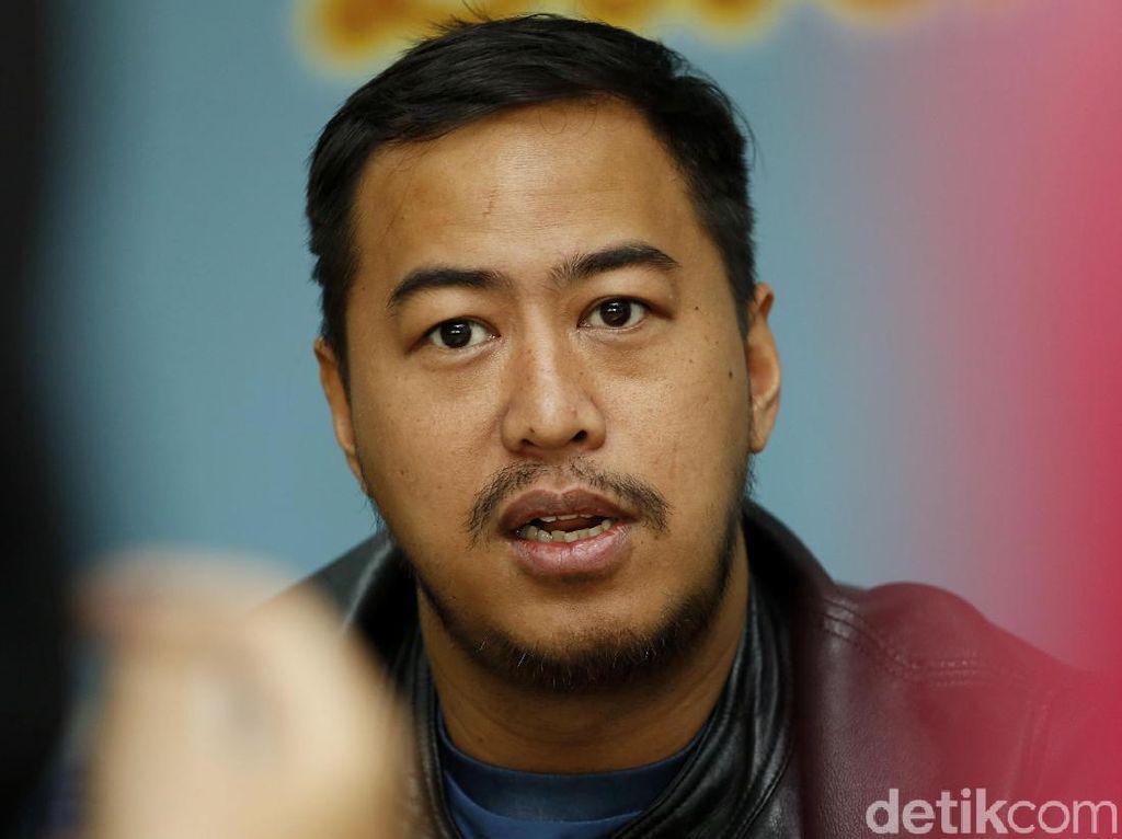 Ditanya Tak Hadir di Reuni 212, Pandji Pragiwaksono Balik Lempar ke Jokowi
