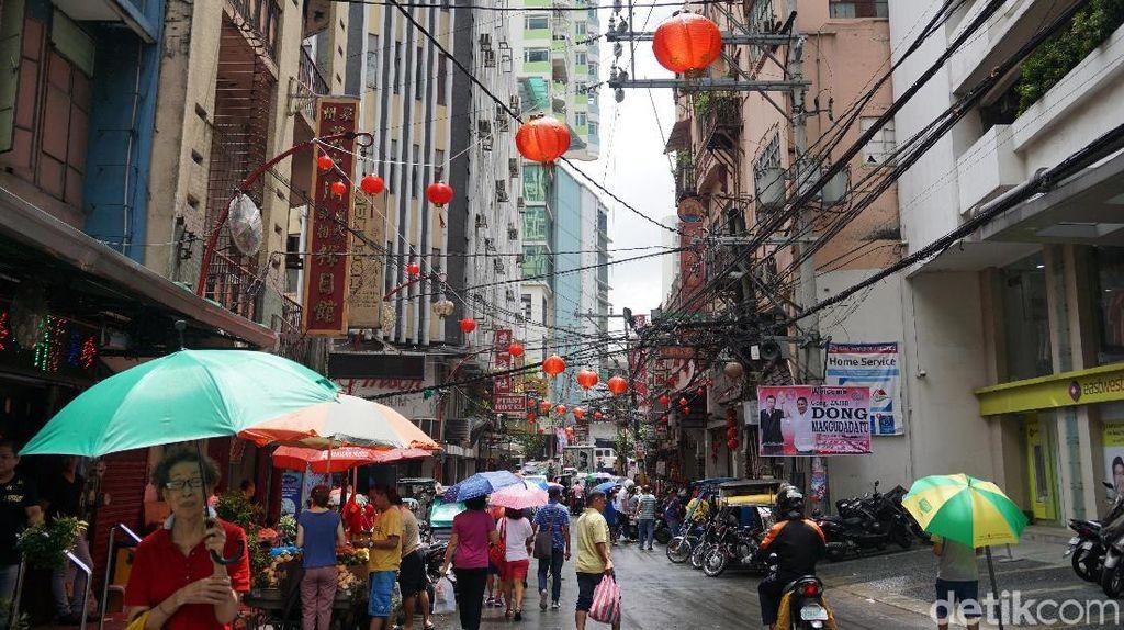 Foto: Chinatown Tertua di Dunia