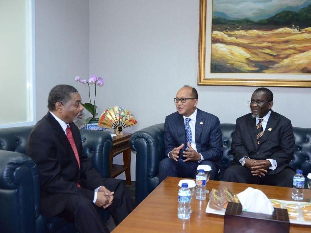 RI dan Zanzibar Jajaki Kerja Sama Pertanian hingga Pariwisata