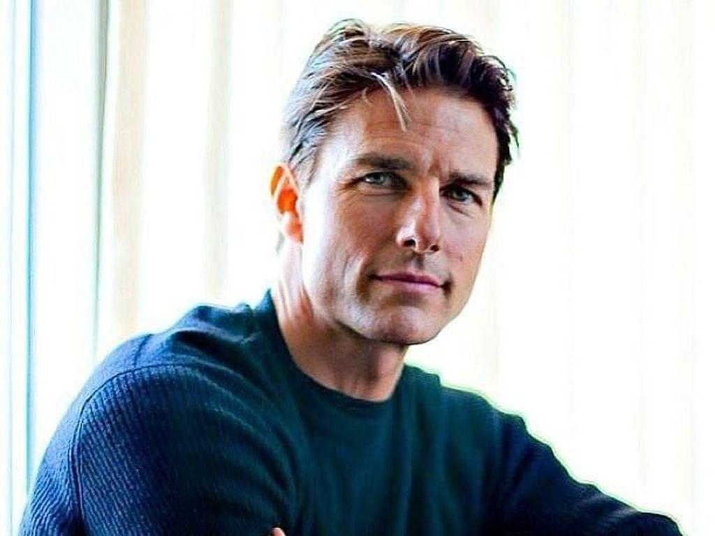 Viral Tom Cruise Mau Jadi Presiden 2020