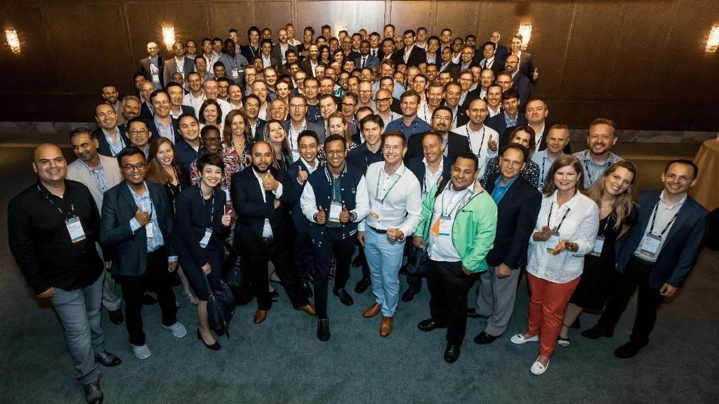 Penghargaan untuk Para Partner Microsoft