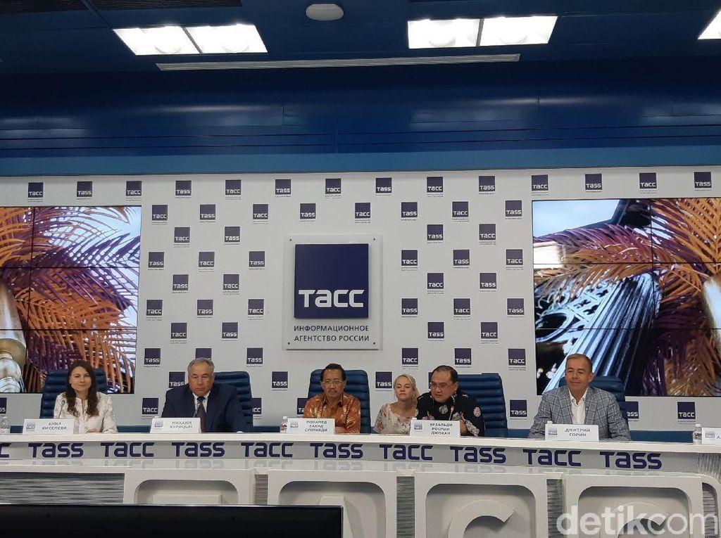 Menanti Meriahnya Festival Indonesia Ketiga di Moskow