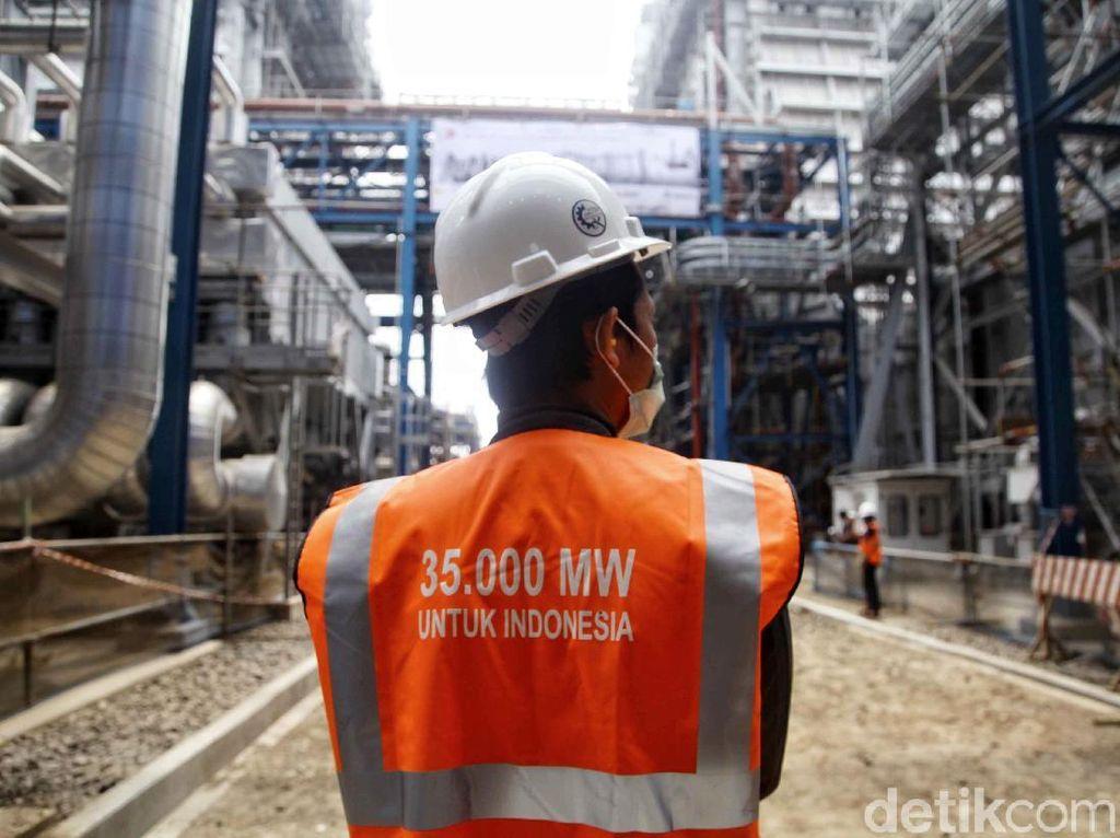 Terbesar di ASEAN, Proyek 35.000 MW di Karawang Dimulai