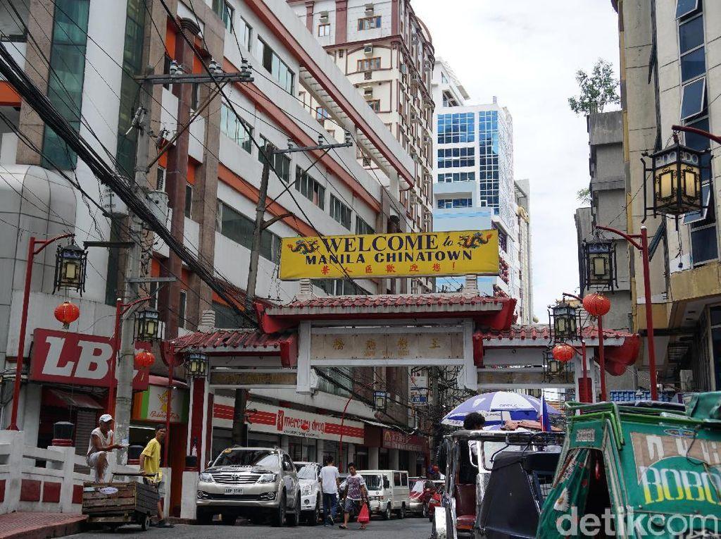 Di Filipina, Ada Chinatown Tertua di Dunia!