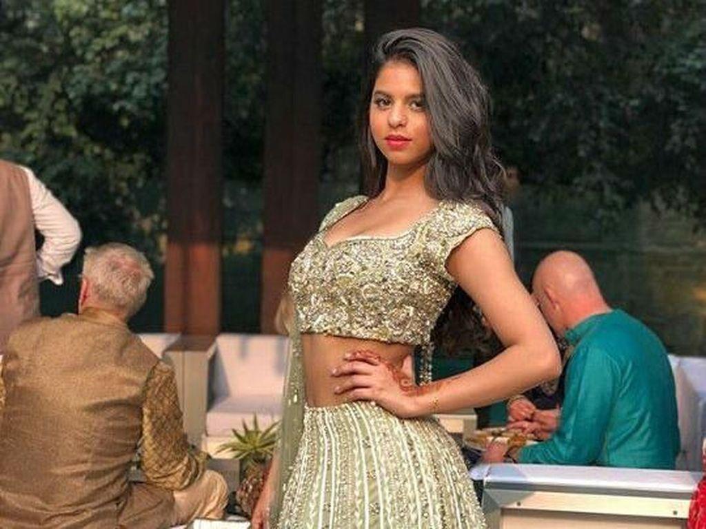 Foto: Anak Shah Rukh Khan Jadi Model Vogue, Cantiknya Bikin Meleleh