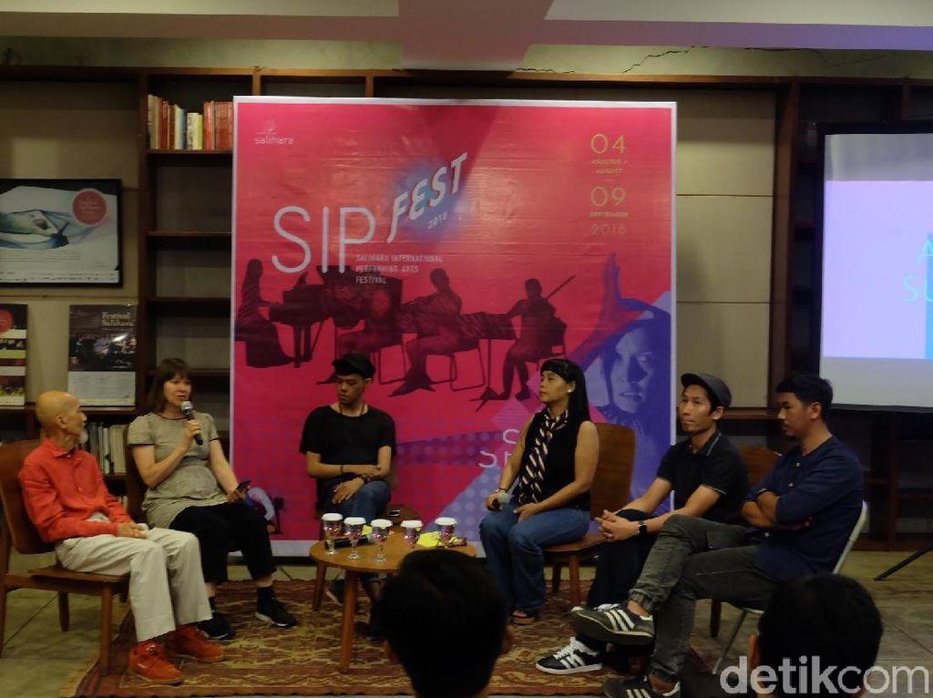 Rayakan 10 Tahun Komunitas Salihara, SIPFest 2018 Lebih Spesial