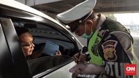 Banyak Mobil Kena Tilang di Pintu Keluar-Masuk Tol Jakarta