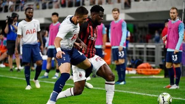 Hasil ICC 2018: Tottenham Atasi Milan 1-0