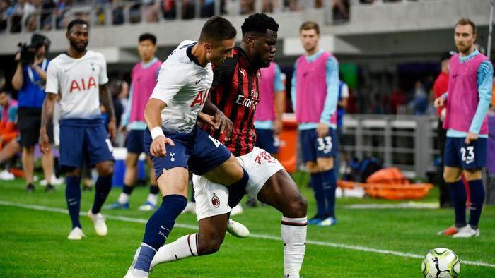 Tottenham Hotspur menang 1-0 atas AC Milan di turnamen pramusim International Champions Cup 2018. (Foto: Jules Ameel/Getty Images)