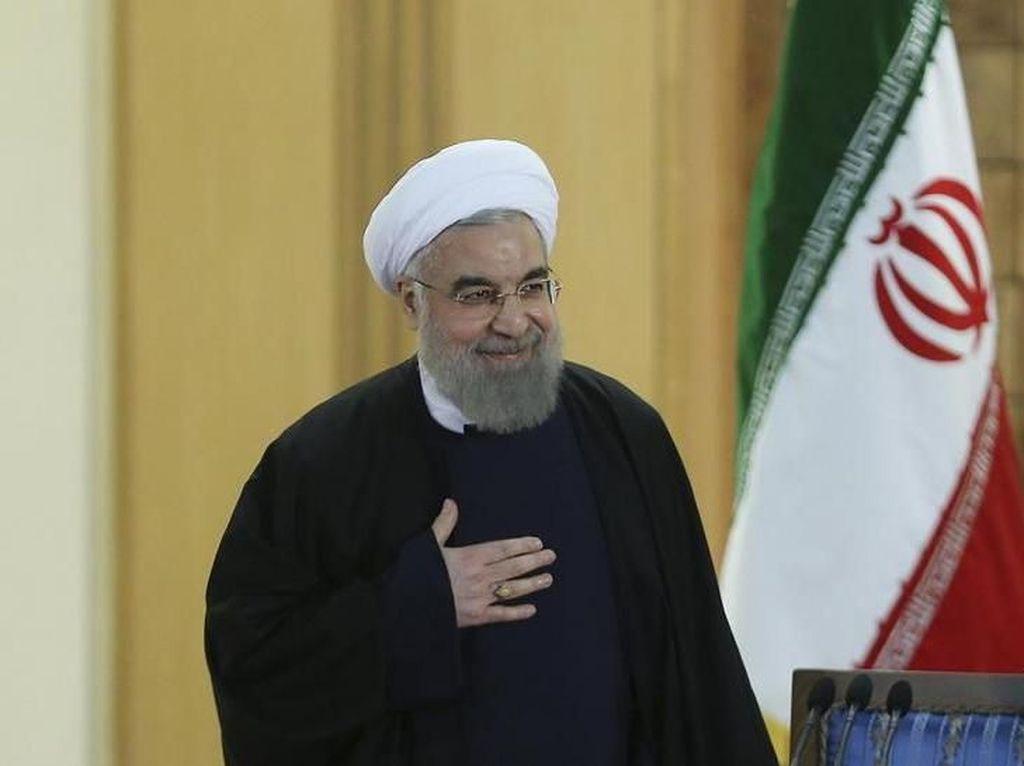 Iran Tolak Pertemuan Tanpa Syarat dari Trump