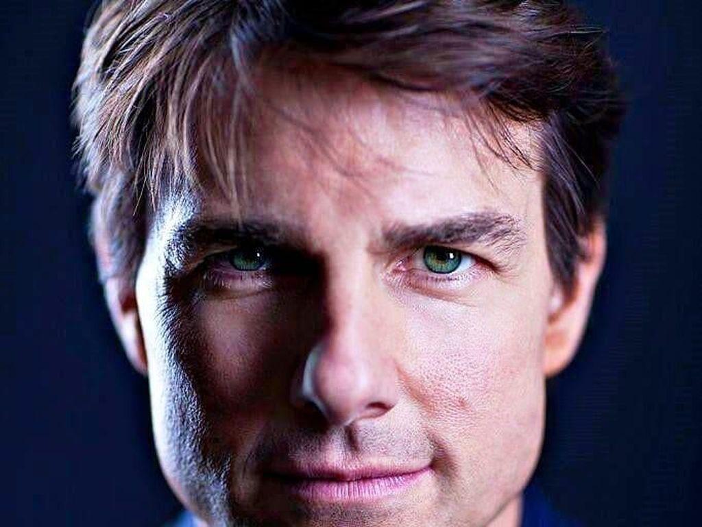 Tom Cruise Murka Ada Kru Film Langgar Prokes, Ingin Semua Aman