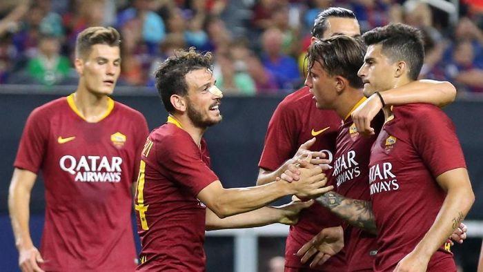 AS Roma wajib kerja keras untuk melebihi pencapaian musim lalu (Foto: Kevin Jairaj-USA Today Sport/Reuters.)