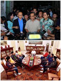 Habiburokhman Bandingkan Harga Outfit Koalisi Jokowi dan Prabowo