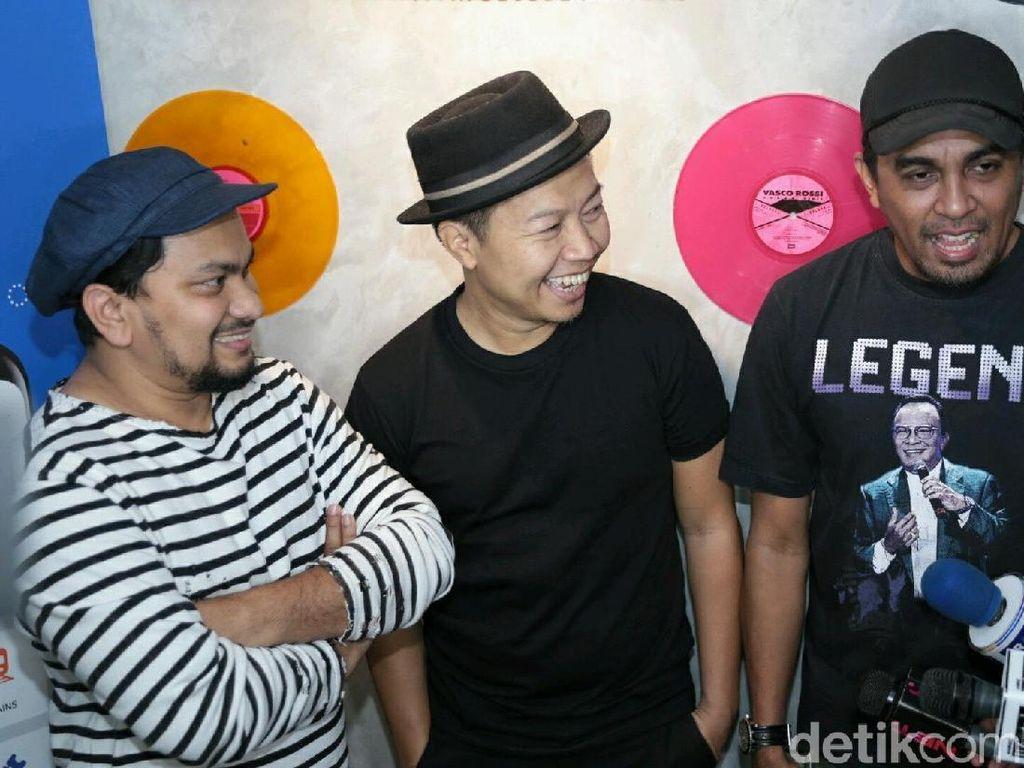 Trio Lestari Tak Lagi Sama Tanpa Glenn Fredly