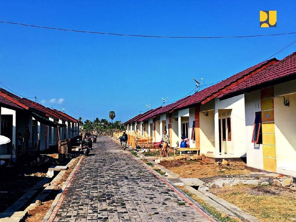 Rumah Khusus akan Dibangun untuk Korban Tsunami Selat Sunda