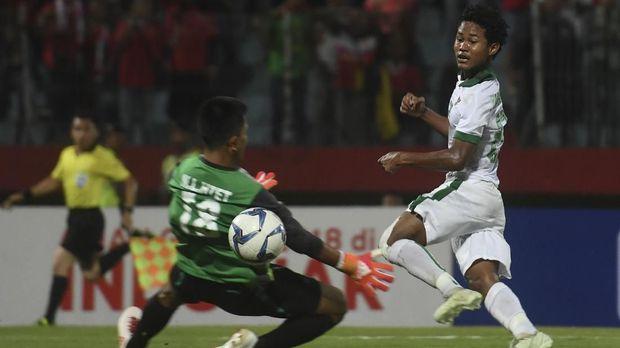 Fakhri Husaini: Timnas Indonesia U-16 Berkembang Pesat