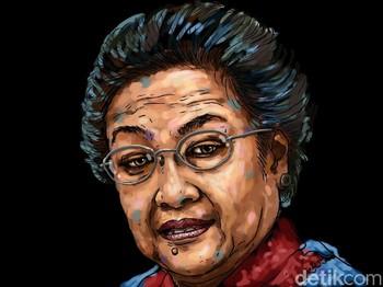 Lara dan Asa Megawati untuk KPK