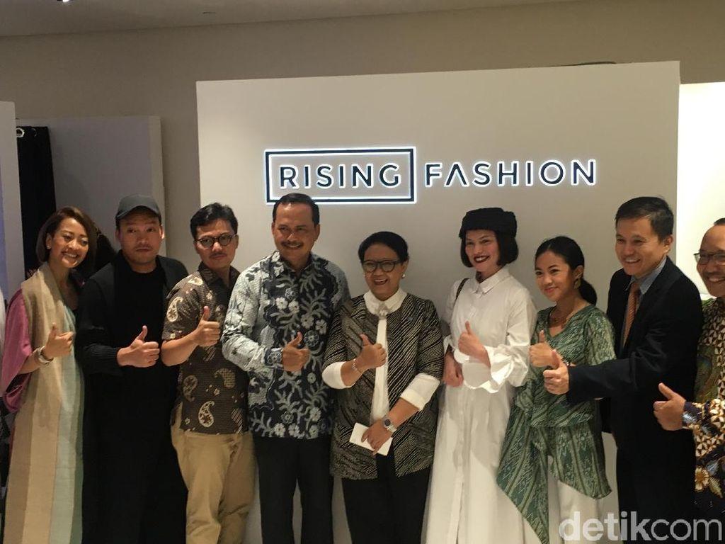 Retno Ingin Produk yang Go International Punya Nilai Keindonesiaan